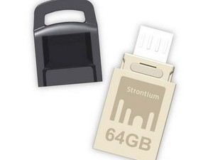 Strontium On-The-Go USB drive